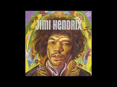 Jimi Hendrix Angel lyrics