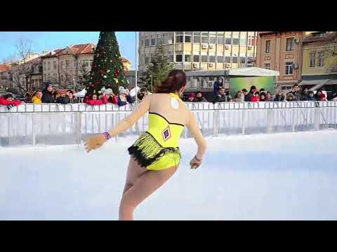 Ледено шоу събра любители на зимния спорт във Враца