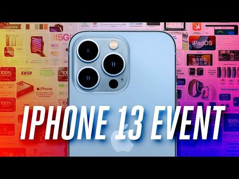 Apple predstavio iPhone 13 i iPhone 13 Mini