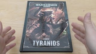 Warhammer 40k battle report codex tyranids vs index tau 1500 pts tyranids codex unboxing first look wh40k fandeluxe Image collections