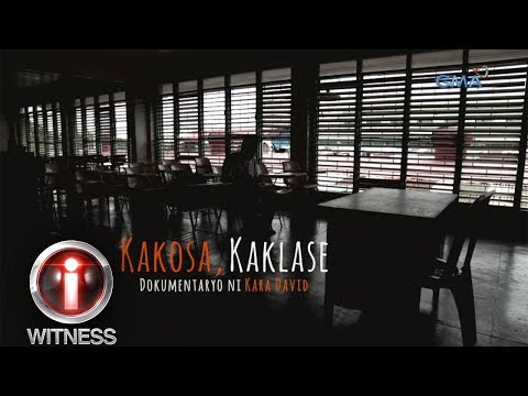 I-Witness: 'Kakosa, Kaklase,' dokumentaryo ni Kara David (full episode)