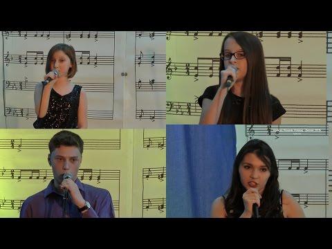 Młodzi wokaliści z CKiP