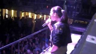 VANESSA KLEIN Y LYDIA SANZ. RHYTHM OF THE NIGHT. CLOSING PARTY ATLANTIDA 2011 (11-9-11)