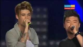 MBAND - Она вернется (04.06.15,  Гала-концерт open air Премии МУЗ-ТВ 2015)