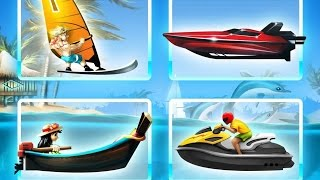 Fun Kid Racing Tropical Isle - Action & Adventure - Videos Games for Kids - Girls - Baby Android