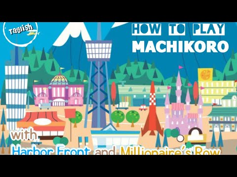 How to Play Machi Koro (Tagalog version)