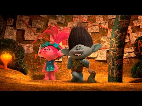 Download TROLLS Movie Clips HD Mp4 3GP Video and MP3