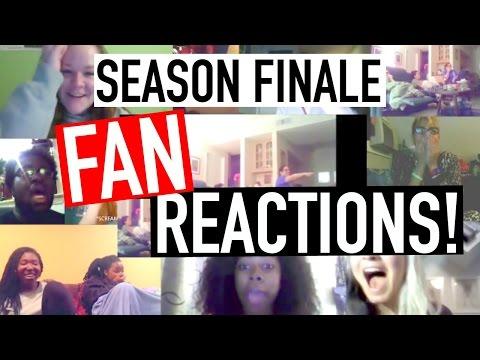 Sleepy Hollow Season Finale Reaction Videos Compilation (Spoilers)