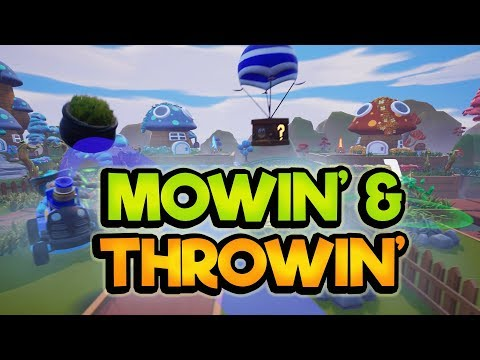 Mowin' & Throwin' Trailer 2 thumbnail