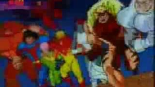 X-Men Theme - Metal Cover