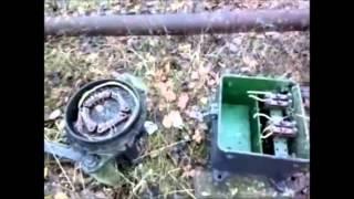Демонтаж оборудования СЦБ с территории Варшавского