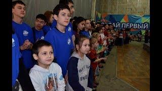 """Открытое первенство по скалолазанию для детей """"Болудер-фест """"Вертикаль"""""""