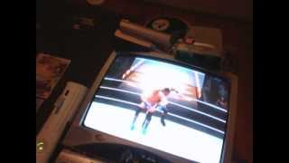 WWE13 Gameplay