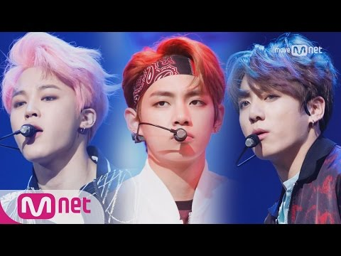 [BTS - Not Today] Comeback Stage | M COUNTDOWN 170223 EP.512