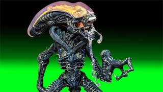 Mini Epics: Alien Xenomorph Figure Review