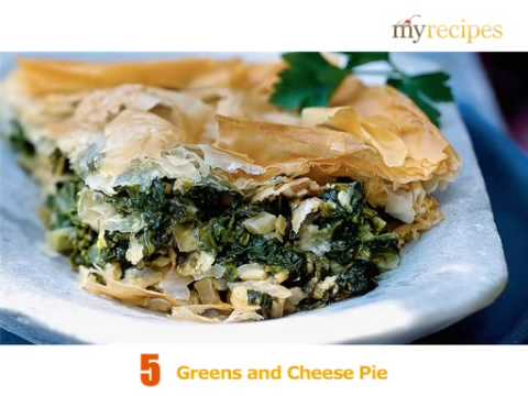 5 Great Recipes with Leafy Greens