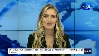 RTK3 Lajmet e orës 14:00 07.04.2020