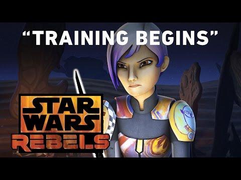 Star Wars Rebels 3.15 (Clip)