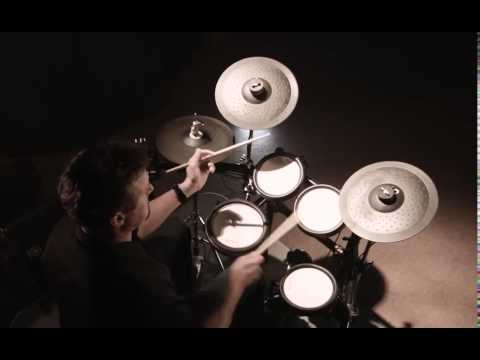 Yamaha DTX562K Drum Kit ( DTP562,DMR502)