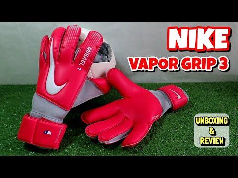 NIKE - VAPOR GRIP 3 | NUEVOS GUANTES DE NIKE | Unboxing & Review