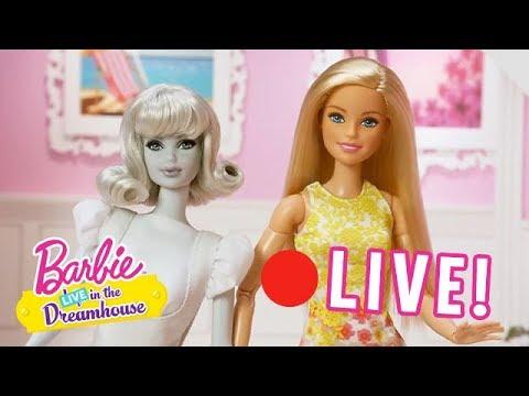 Barbie LIVE! in the Dreamhouse Marathon | Barbie