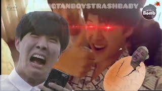 BTS being Crackhead Energy🤪