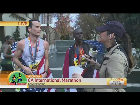 37th California International Marathon Pt 3