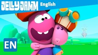 Jelly Jamm English. Perfect Toy. Children's animation series. S02 - E72