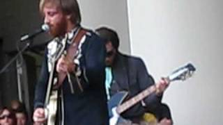 Dan Auerbach My Last Mistake Lollapalooza Grant Park Chicago IL August 9 2009 Day 3