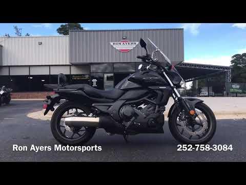 2014 Honda CTX®700N DCT ABS in Greenville, North Carolina - Video 1