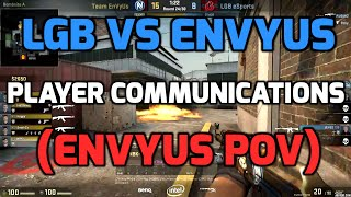 preview picture of video 'Katowice 2015 - LGB vs EnVyUs players voices Subtitles (EnVyUs POV French)'