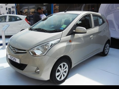 Фото к видео: Hyundai Eon Detailed Exteriors and Interiors Review and Walk Around