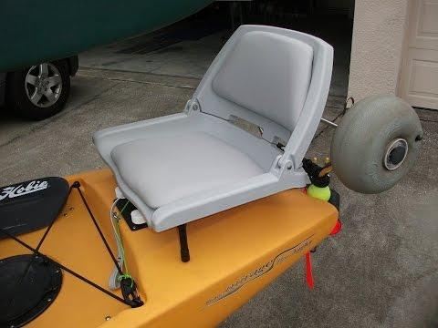 Hobie Pa 14 Rear Seat Project Florida Fish Hunter
