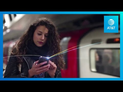 Connecting Our Lives Through 5G | AT&T-youtubevideotext