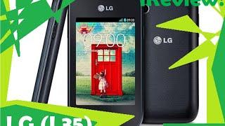 LG (L35) Review en ESPAÑOL - City Android
