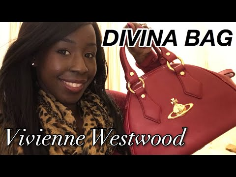 Vivienne Westwood Divina Bowling Bag Full Review // What's in my Bag // Cheerful Charlie