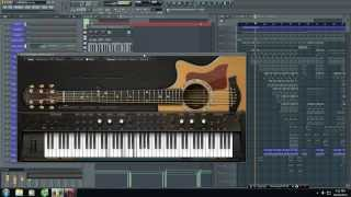 I Could Be The One - Avicii vs. Nicky Romero - Orchestra - Acoustic Instrumental remix FL Studio