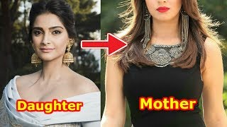 10 Beautiful Mothers Of Bollywood Actresses   Shocking!
