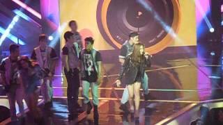 SAS- Abra ft. Julie Anne San Jose- DEDMA