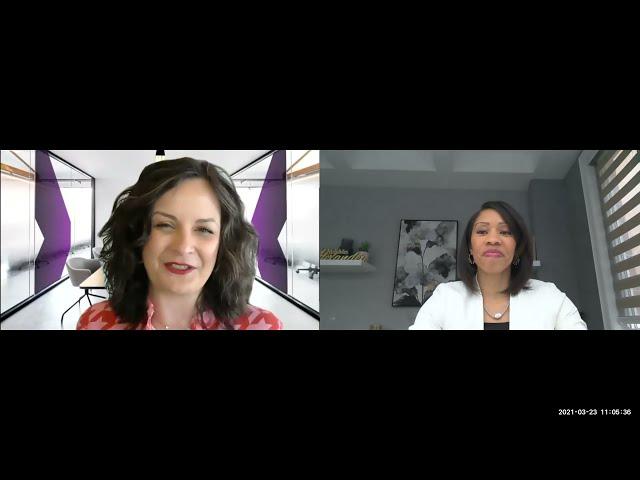 Women in Leadership: A conversation with Carlene Alexander from Ontario Treasury Board Secretariat