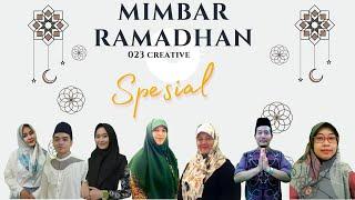 Mimbar Ramadhan // Episode 9 (11 Ramadhan 1442H)