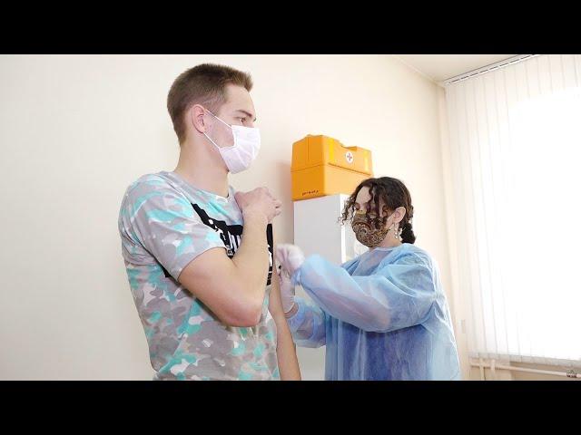 Вузы Ангарска отчитались о программе вакцинации