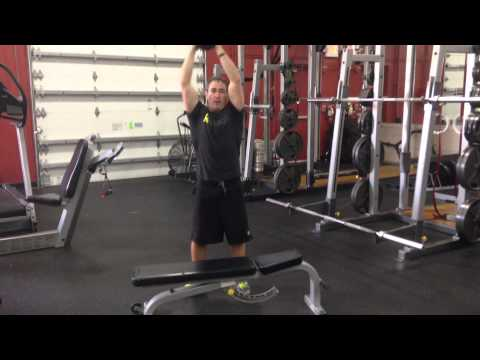 Shoulder To Shoulder Press