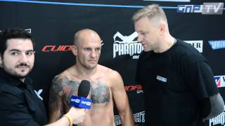 Mix Fight Gala 18: Jaroslav Poborsky im Interview