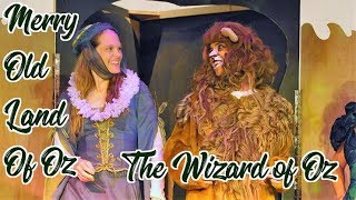 Merry Old Land of Oz - The Wizard of Oz - Livingston Players