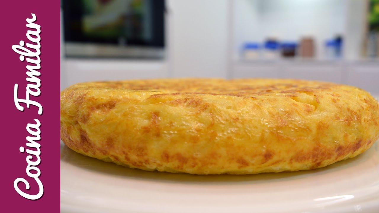 Tortilla de patata con cebolla | Javier Romero