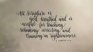 1 Corinthians 13 - [Daily Bible Study]