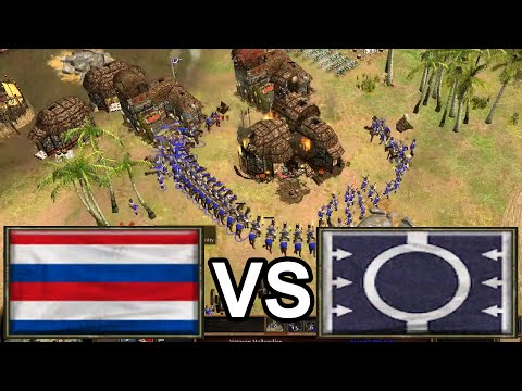 Aizamk going INDUSTRIAL vs IROQUOIS?! [Age of Empires 3]