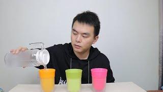 神奇发明,白开水一秒变果汁的水杯,到底是黑科技还是鸡肋产品