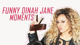 Funny Dinah Jane Moments (2016)  - Part 1